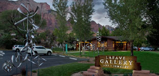 LaFave Gallery Springdale UT near Zion National Park
