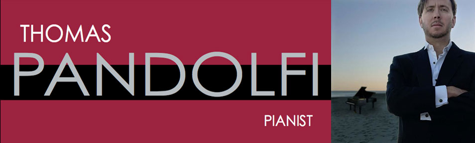 AN EVENING WITH THOMAS PANDOLFI, PIANIST