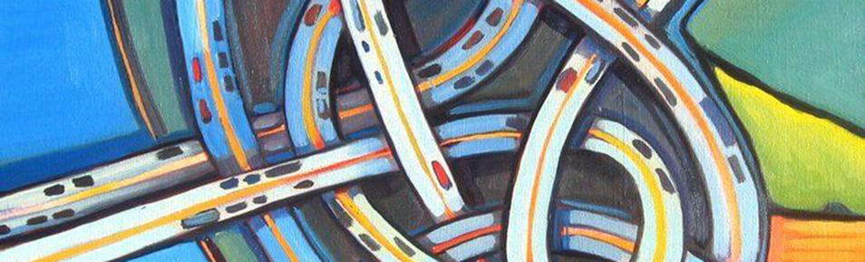 """Flow"" – 2014 Annual Juried Art Show"