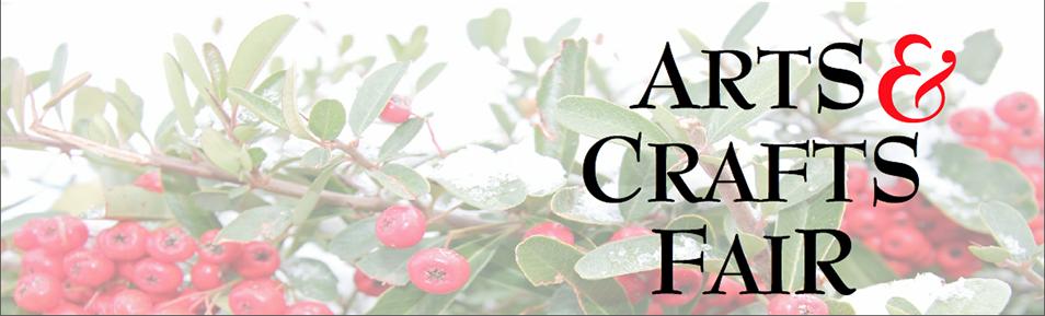 Call for Vendors – Annual Arts & Crafts Fair