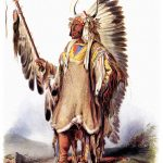 Mato-tope Mandan Chief