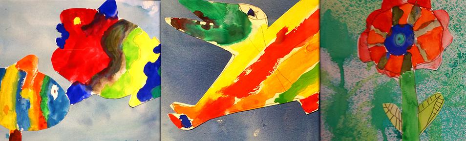 Springdale Elementary Art Show