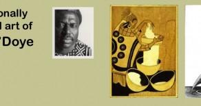 Z-Arts welcomes pyrographer Djibril N'Doye