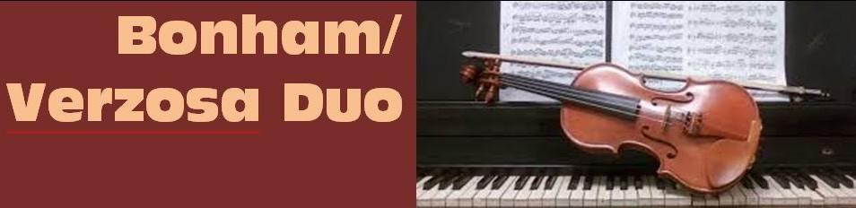 Bonham/Verzosa Viola/Piano Duo