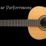 Shearer Classical Guitar Performance 2017