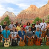 Guitar Performance 2017 featuring Ricardo Cobo and the guitar orchestra
