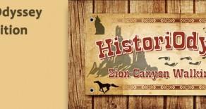 Display of HistoriOdyssey Photos